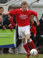 Elfde seizoenstreffer voor Niels van Heerbeek.