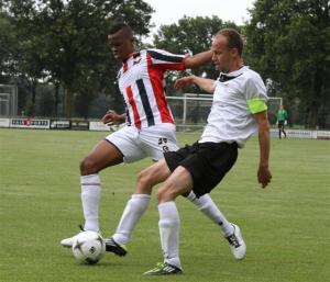 Dubbele cijfers Willem II in Diessen