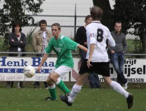 In het seizoen 2011/2012 eindigde het treffen tussen RKDSV en Hilvaria in een 1-1 gelijkspel.