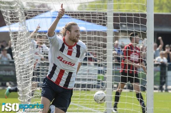 2017: Wilhemina Boys 1 - Braakhuizen 1. 3e klasse-D. Voetbal seizoen 2016/2017.