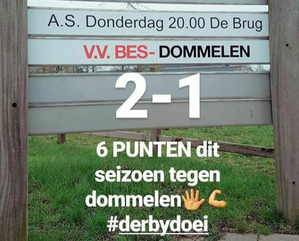 BES - DommelenBord